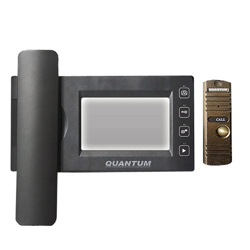 Комплект Quantum QM-437C_SET1