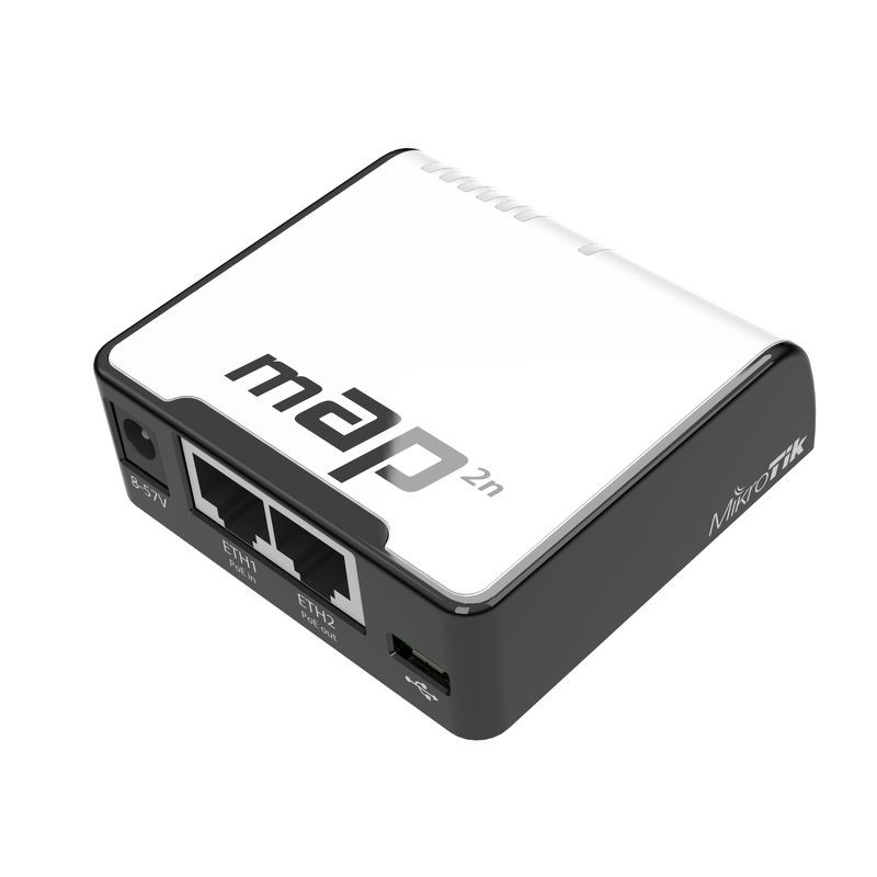 Беспроводной маршрутизатор Mikrotik RouterBOARD mAP2n
