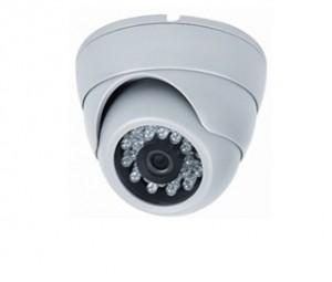 KD-ID1124MF-IP11 3,6 мм IP-Камера уличная купольная с ИК-подсветкой