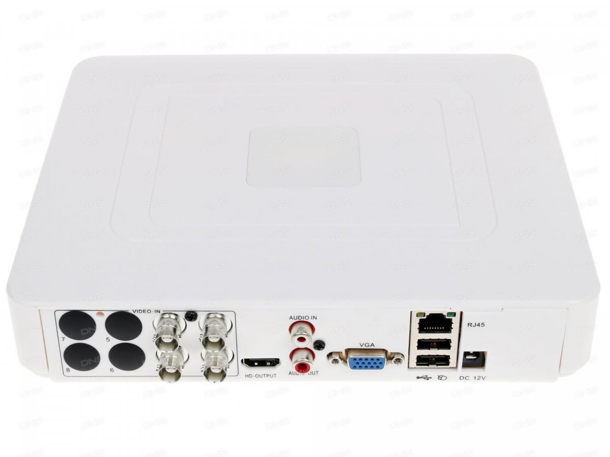 Комплект АHD-У1-1Mpx: одна уличная камера с видеорегистратором